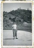 Jeune Homme Barrage Du Chambon Eglise MIZOEN ? à Situer Identifier Montagne 30s Id Scan Dos 38860 Mont-de-Lans 38 - Places