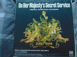 James Bond: On Her Majesty's Secret Service - Soundtracks, Film Music