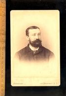 Photographie Cabinet :Mr SCHOENMETZER 1885 Photographe Frederick's KNICKERBOCKER 770 Broadway NEW YORK USA Photographer - Photographs