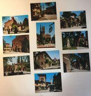 GRAZZANO VISCONTI - Lotto 10 Cartoline - Cartoline