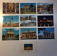 ROMA - ROME - Storia Postale Tassata Etc - Lotto 10 Cartoline - Cartes Postales
