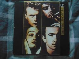 U2- The Unforgettable Fire - Soundtracks, Film Music