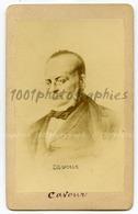 CDV Anonyme, Non Situé. Portait De Monsieur Cavour. - Photos