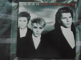 Duran Duran -Notorious - Soundtracks, Film Music
