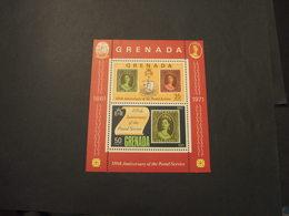 GRENADA - BF 1971 POSTA  - NUOVI(++) - Grenada (1974-...)