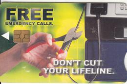 SOUTH AFRICA - Pliers In Hand, Telkom Telecard, Chip GEM3.1, Exp.date 05/03, Used - Zuid-Afrika