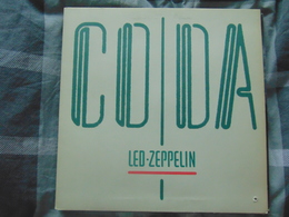 Led Zeppelin- Coda (embossed Cover Gatefold) - Soundtracks, Film Music
