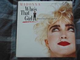 Madonne/MST- Who's That Girl - Soundtracks, Film Music