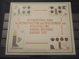 KENYA U.T.- BF 1973 BANK  - NUOVI(++) - Kenia (1963-...)