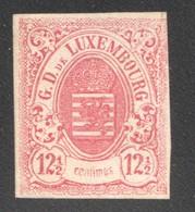 Non Dentelé  12½ Cent Neuf Sans Gomme  Superbe - 1859-1880 Coat Of Arms