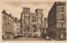 Vienne - Cathédrale Et Place Saint-maurice - Vienne