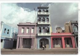 Cuba La Habana Malecon Julio '91 Non Viaggiata - Cartoline