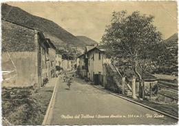 X1813 Molino Del Pallone (Bologna) - Via XX Roma / Viaggiata 1954 - Italia