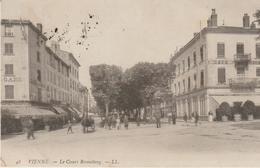 Vienne- Le Cours Romestang - Vienne