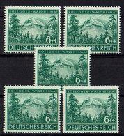 DR 1943 // Mi. 855 ** - Allemagne