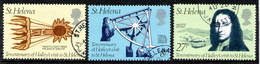 SAINT HELENA ISLAND 1977 - Set Used - Saint Helena Island