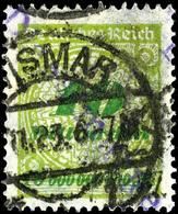 4572 10 Mrd. M. Mit Aufdruck Von Wismar, Gestempelt WISMAR ...11.23, Ein Zahn Kurz, Gepr. Infla Und Peschl, Mi. 200.-, K - Unclassified