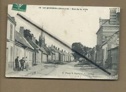 CPA  Rétrécit- Le Quesnel -(Somme) - Rue De La Ville - France