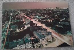 America - Cuba - Ciudad Habana - Vista Nocturna De La Ciudad Nocturnal View Of The City - Cuba