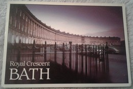 Inghilterra - Bath - Royal Crescent - Photo Joe Cornish - Bath