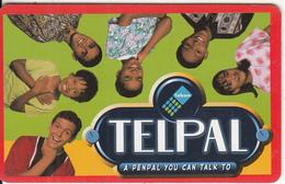 SOUTH AFRICA(chip) - Telpal, Telkom Telecard, Exp.date 04/00, Used - Zuid-Afrika
