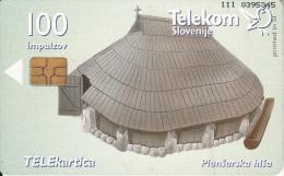 SLOVENIA - Plansarska Hisa/Lesa, Tirage 10000, 11/98, Used - Slovenia