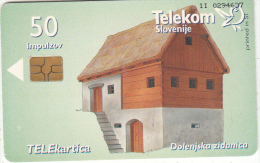 SLOVENIA - Dolenjska Zidanica/Sod, Tirage 20000, 10/98, Used - Slovenia