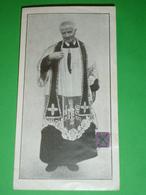 Reliquia P.GIOVANNI BATTISTA MANZELLA /Soncino,Cremona.Sassari,Sardegna /Congregazione Della Missione  - Santino - Santini
