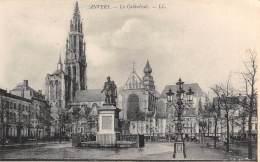 ANVERS - La Cathédrale - Antwerpen