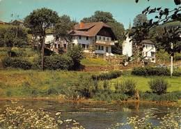 CPM - OUREN - Hôtel Rittersprung - Burg-Reuland