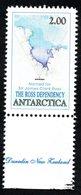 Antarctica Post Nine Various Years. - New Zealand