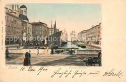43017531 Trieste Canale Grande Trieste / Triest / Trst - Italy