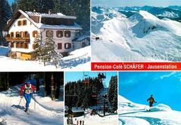 72852956 Hafling Meran Pension Cafe Schaefer Jausenstation Wintersportplatz Alpe - Italy