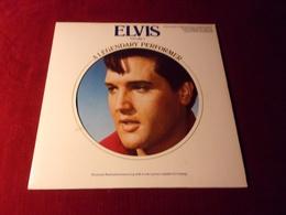 ELVIS PRESLEY   °°  ELVIS  Volume 4  A Legendary Performer Avec Livret - Vinyl Records