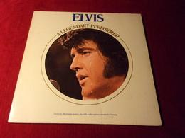 ELVIS PRESLEY   °°  ELVIS  Volume 2 A Legendary Performer Avec Livret - Vinyl Records