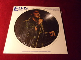 ELVIS PRESLEY   °°  ELVIS  Volume 3 A Legendary Performer  Picture Disc - Vinyl Records