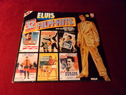 ELVIS PRESLEY   °°  32 FILM HITS    DOUBLE ALBUM - Soundtracks, Film Music
