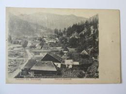 Romania/Voineasa,used Postcard From 1911 - Roemenië
