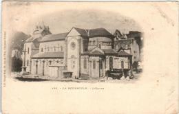 5THPS 917 CPA - LA BOURBOULE - L'EGLISE - La Bourboule