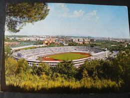 1970    ROMA......STADIO DEI CENTOMILA  .......VIAGGIATA - Stadiums & Sporting Infrastructures