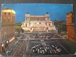 1963...ROMA...ALTARE DELLA PATRIA....VIAGGIATA - Altare Della Patria