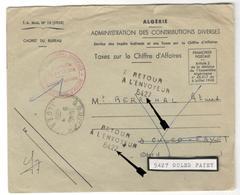 1950 - OULED FAYET - Algeria (1924-1962)