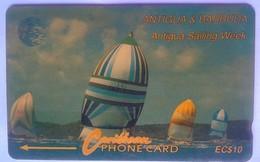 11CATA Sailing Week $10 - Antigua And Barbuda