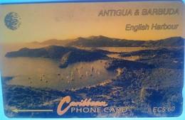 9CATA English Harbour EC$60 - Antigua And Barbuda