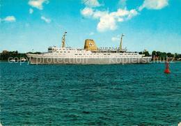 73085134 Schiffe Ships Navires Prinsesse Ragnhild  Schiffe Ships Navires - Non Classificati
