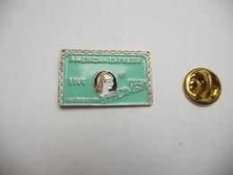 Beau Pin's , Banque ,  Card American Express - Banken
