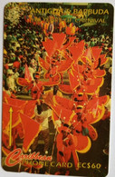 181CATJ 40 Years Of Carnival $60 - Antigua And Barbuda