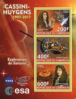 CAMEROUN [03/2018] Space Espace Raumfahrt Spazio Astronomers Cassini Hyugens - Space