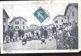 CONFLANS LA CITE - Conflans Saint Honorine