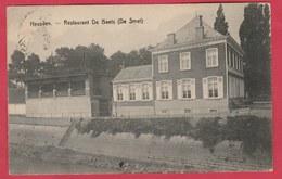 Heusden - Restaurant De Baets ( De Smet ) - 1926 ( Verso Zien ) - Heusden-Zolder